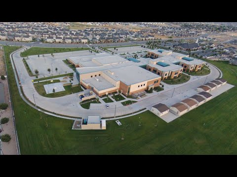 Copper Mountain Middle School (CMMS) & Herriman High School (HHS) Drone aerial video