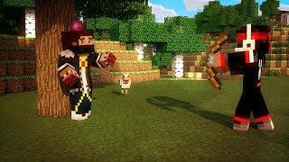 Minecraft [ХОЛОСТЯК] - Невидимый Мистик - Мёртвый мистик!