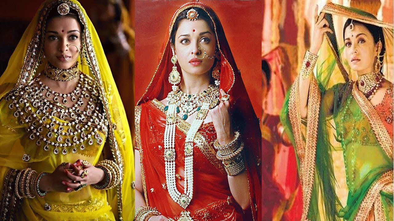 Top Beautiful Bridal Jewellery Inspired By Aishwarya Rai Bachchan Jodha Akbar Youtube Talking of aishwarya's reaction to this she says its not everyday that you get to work in a film like jodha akbar. top beautiful bridal jewellery inspired by aishwarya rai bachchan jodha akbar
