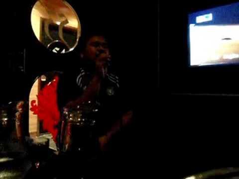 Kg Pisang karaoke - hajime