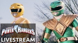 Power Rangers Live Stream!