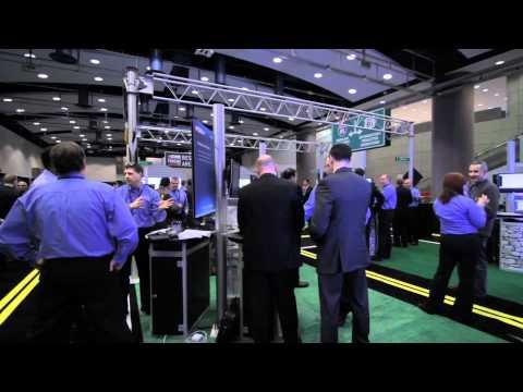 VideoSlim: Corporate Montage -- 2020 Exhibits BMC Software Public Forum Exhibit Hall