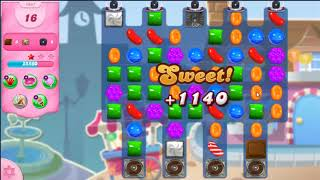 Candy Crush Saga Level 1447 - Skillgaming