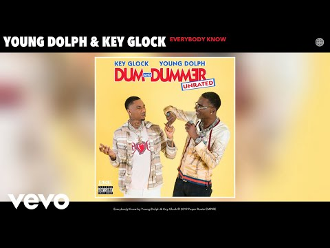 Young Dolph, Key Glock – Everybody Know (Audio)