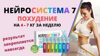 постер к видео Препарат для похудения Нейросистема 7 обзор, купить, цена, отзывы. Нейросистема 7 инструкция, сайт