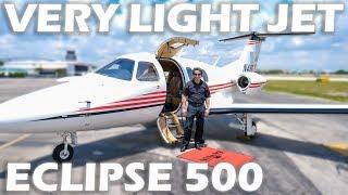 very-light-jet-eclipse-500-flight