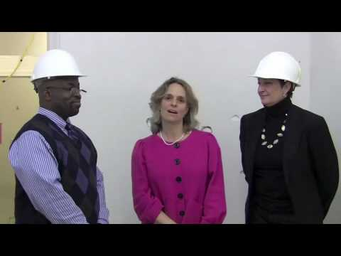 The Keith Haring ASC Harlem Center: Breaking Ground