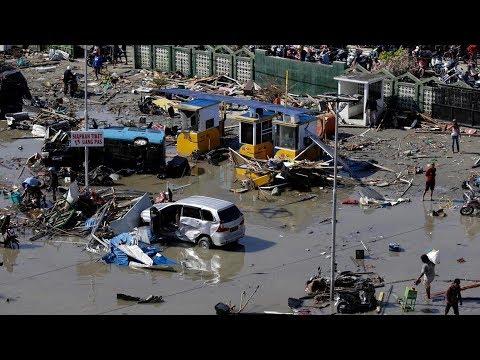 Động đất ở Indonesia: 844 Người Chết, Hàng Ngàn Tù Nhân Vượt Ngục
