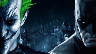 Batman Arkham Asylum All Cutscenes (Game Movie) Arkham Series Movie