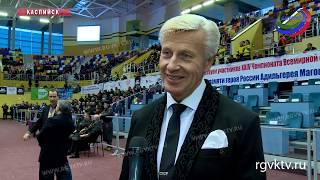 Сборная России завоевала 8 наград на чемпионате Всемирной федерации боевого самбо