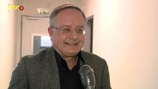 Politik und Wirtschaft im Dialog - Rainer Knauer diskutiert mit Andreas Stoch