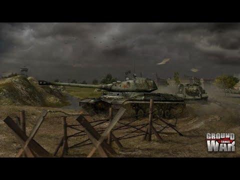 Ground War: Tanks  ● Обзор Игры - Стоит ли Играть  ●