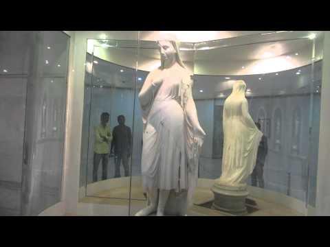 Veiled Rebecca @ Salarjung Museum