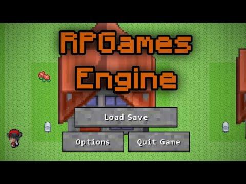 RPGames Engine Quick Test Run