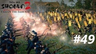 Shogun 2 - Fall of the Samurai: Lets Play as Choshu - Episode 49