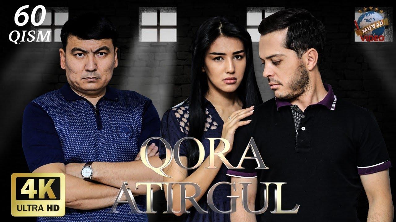 Qora atirgul (o'zbek serial) 60-qism | Кора атиргул (узбек сериал) 60-кисм