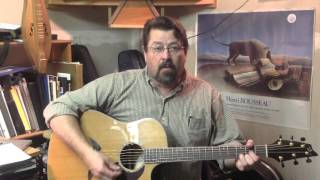 Red River Valley Simple Strum