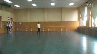 Beijing Dance Academy Ballet Performance class part 4