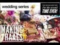 Wedding Series | Pre Engagement Cinipaan Family Meeting & How To Make DIY Thaals / Taals | VLOG