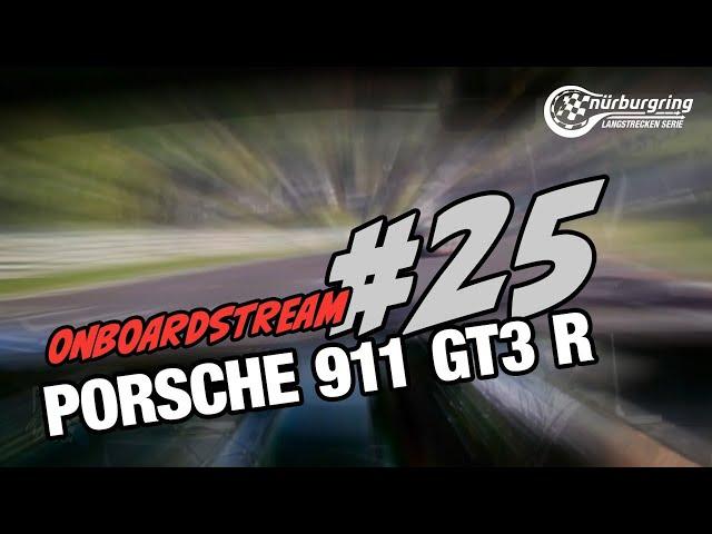 Onboard: #25 | Huber Motorsport | Porsche 911 GT3 R