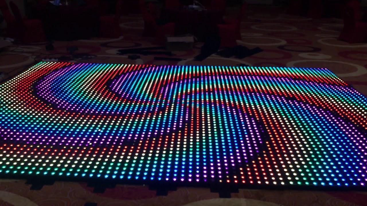 Glasgow hotel Dancing floor
