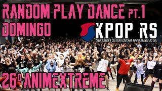 [26º AnimeXtreme] RANDOM PLAY DANCE pt. 1 ~ Palco K-POP ~ Domingo ~ 07.05.2017