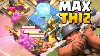 *Max TH12 LIVE ATTACK* CWL 3 Star Attacks | Clash of Clans