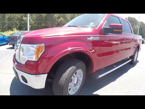 Walkaround Review of 2012 Ford F150 R04063