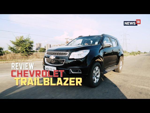 Chevrolet Trailblazer Facelift Arriving In India Early 2017 News18