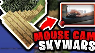 😱¡BREEZILY BRIDGE con MOUSE CAM en SKYWARS CUBECRAFT!😱 | RUSH EN MOUSECAM | ItzJaXiMus