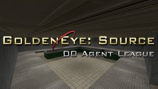 GoldenEye: Source (5.0) - Library Classic - 00 Agent League Match #13