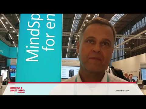 Video Interview with Thomas Zimmerman, CEO Digital Grid Business Unit, Siemens Energy