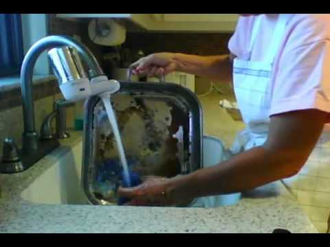 Cleaning Stainless Steel Cookware