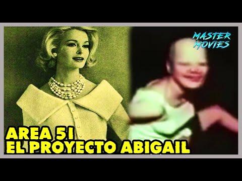 PROYECTO ABIGAIL: La Mujer a la que Convirtieron en Monstruo en el AREA 51