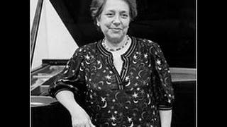 Alicia de Larrocha plays Schumann - Faschingsschwank aus Wien,Op.26 [live,1988]