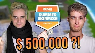 Fortnite Summer Skirmish DUO Tournament ft. Roediementair (GameMeneer Livestream)