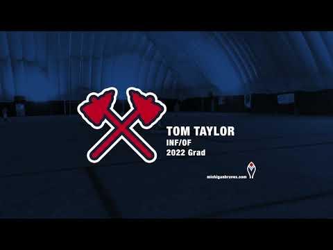 Michigan Braves Showcase Tom Taylor