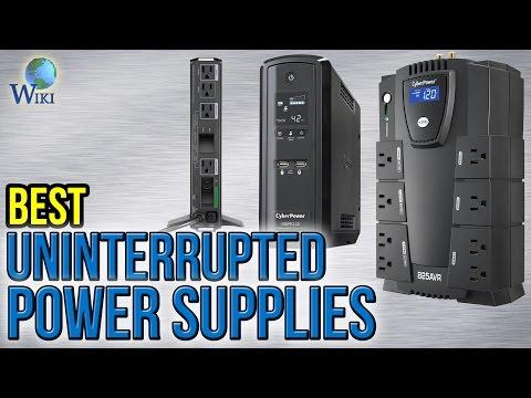 10 Best Uninterrupted Power Supplies 2017Kaynak: YouTube · Süre: 5 dakika6 saniye
