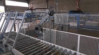 MgM Robotics Handling System - Sistema Robotizzato di Manipolazione