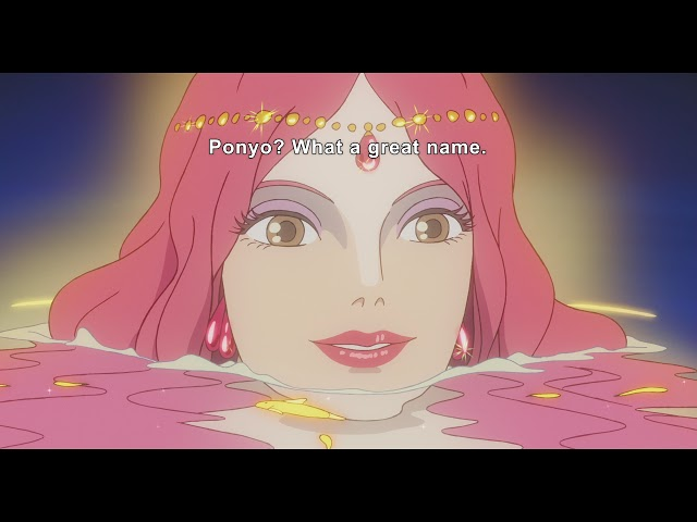 Ponyo (Original Japanese Version)