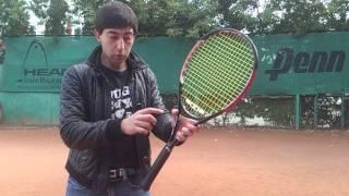 Теннис. Хватки.