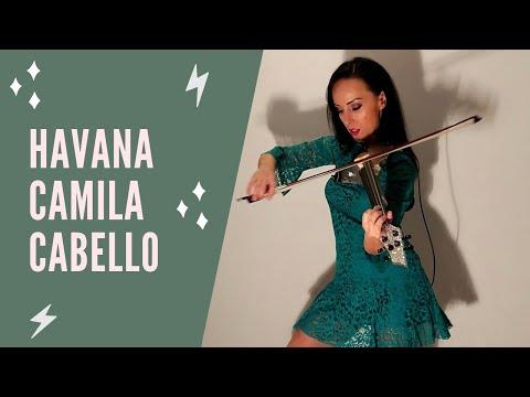 Havana (Camila Cabello ft. Young Thug) - Electric Violin Cover/Agnes Violin