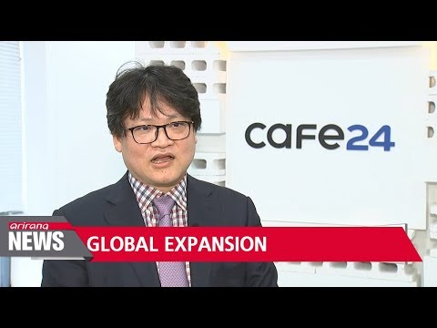 Korea's e-commerce giant Cafe24 helping local firms expand business overseas