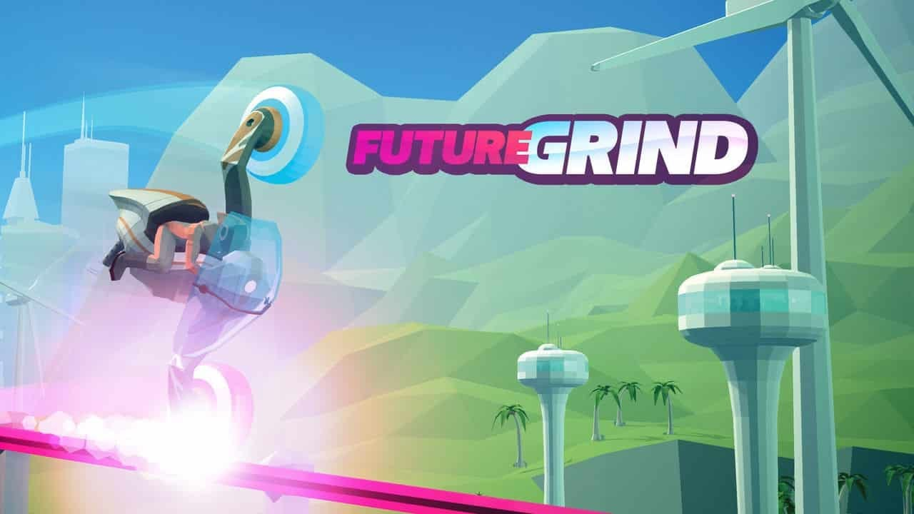 FUTUREGRIND - Nintendo Switch Gameplay @MilkbagGames