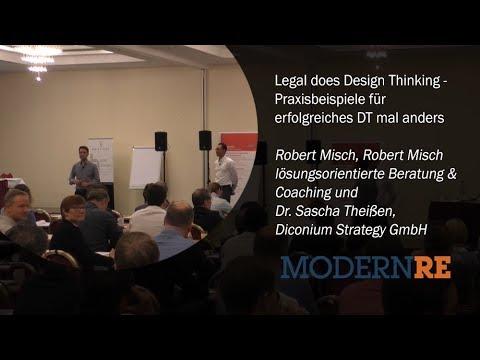 """""""Legal does Design Thinking - Praxisbeispiele für erfolgreiches DT mal anders"""""""