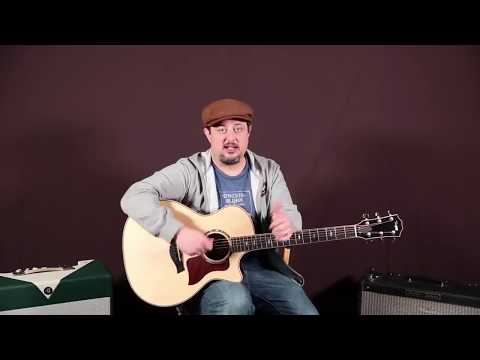 Super Easy 3 chords song (Beginner Acoustic Guitar lesson)