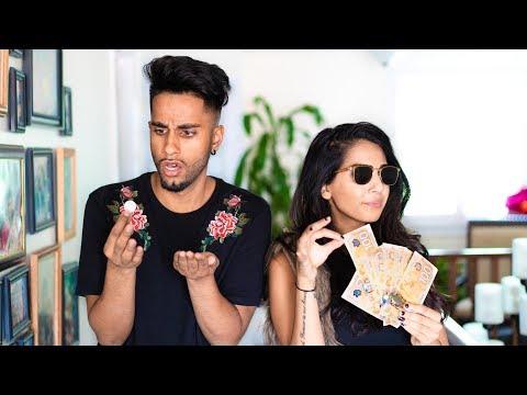 Rich Friends Vs. Broke Friends