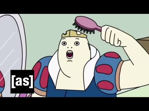 Baby Cakes Magical Pet Music Video | China, IL | Adult Swim