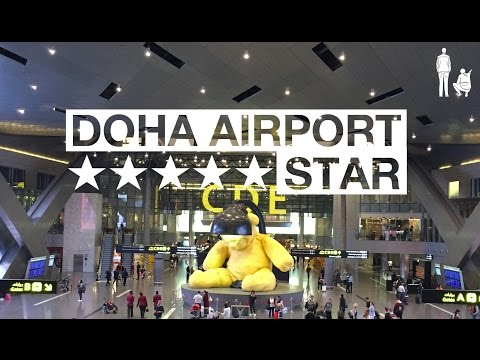 10 REASONS WHY DOHA AIRPORT BECAME 5 STAR AIRPORT