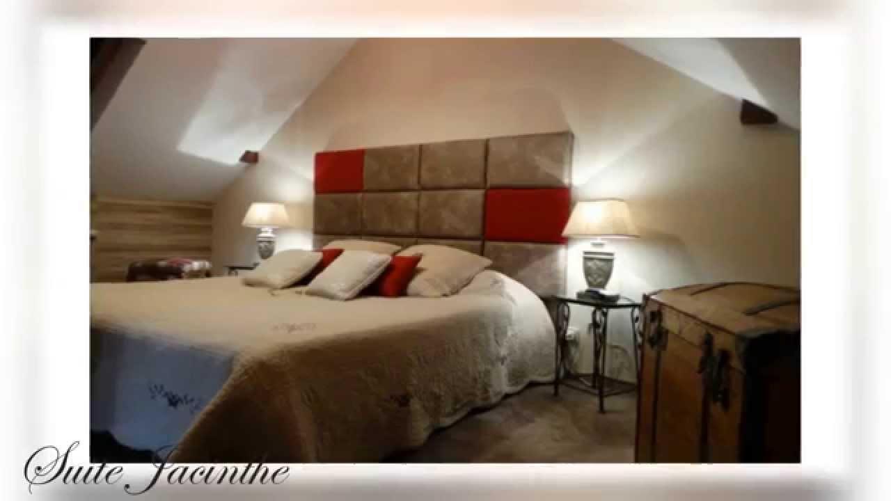 La Maison Fleurie Chambre D Hotes Alsace Youtube